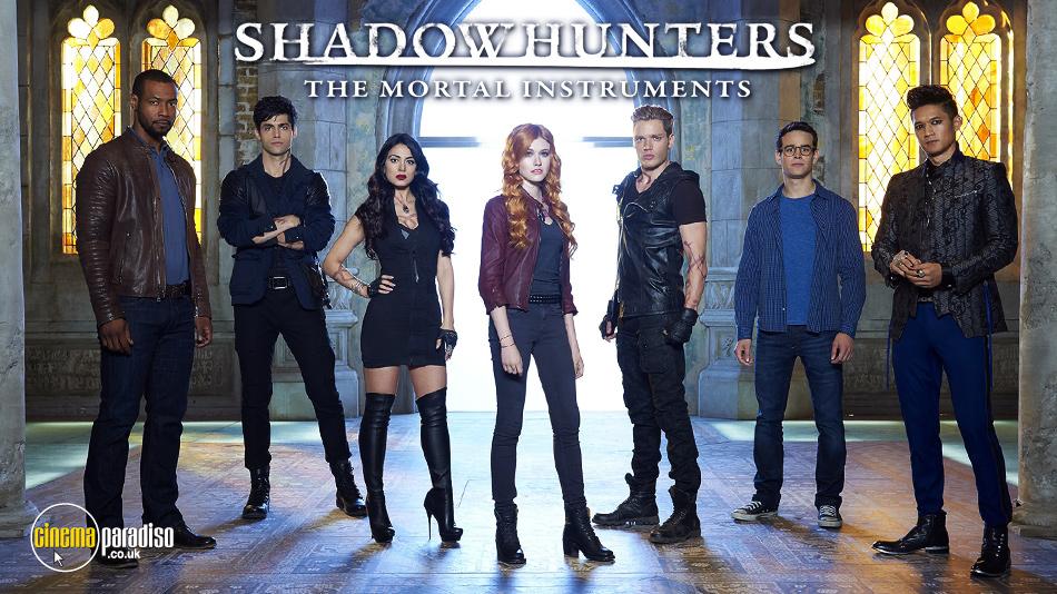 Shadowhunters the Mortal Instruments online DVD rental