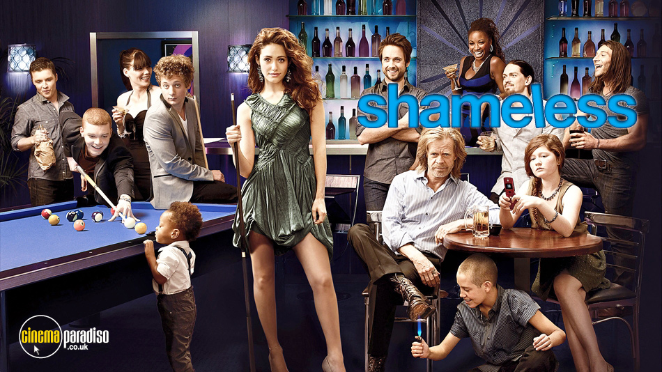 Shameless (USA) online DVD rental