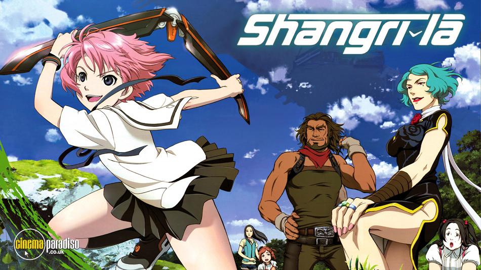Shangri-La online DVD rental
