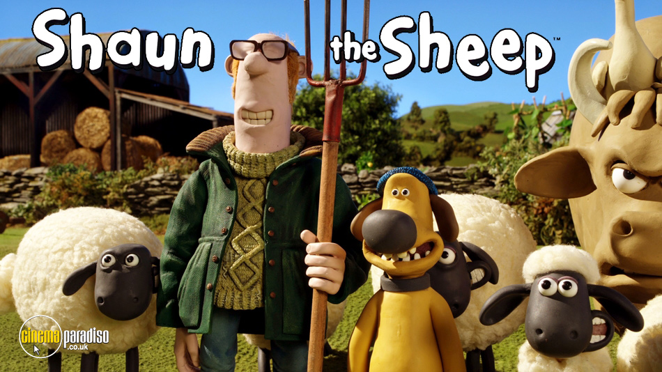 Shaun the Sheep online DVD rental