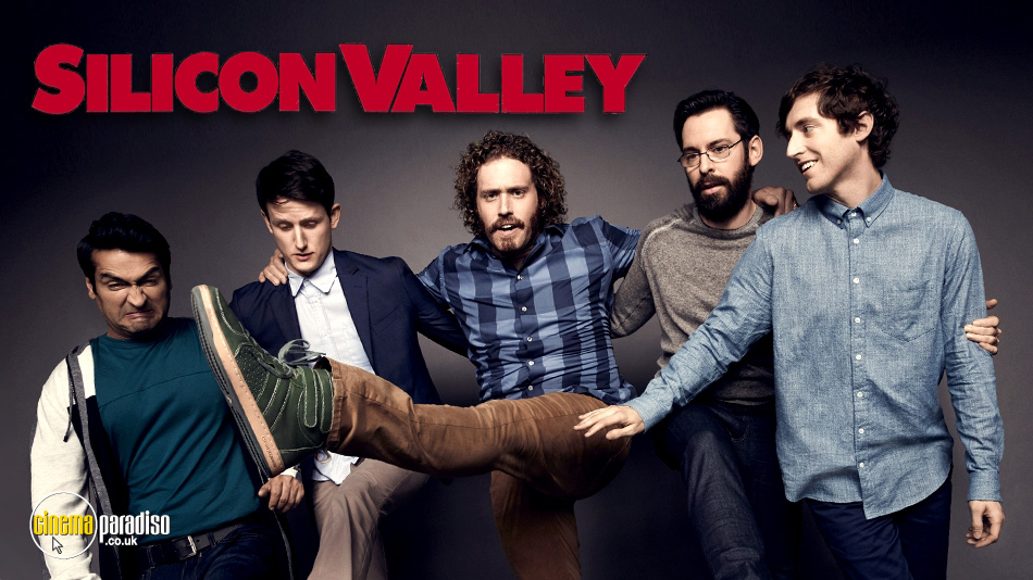 Silicon Valley online DVD rental