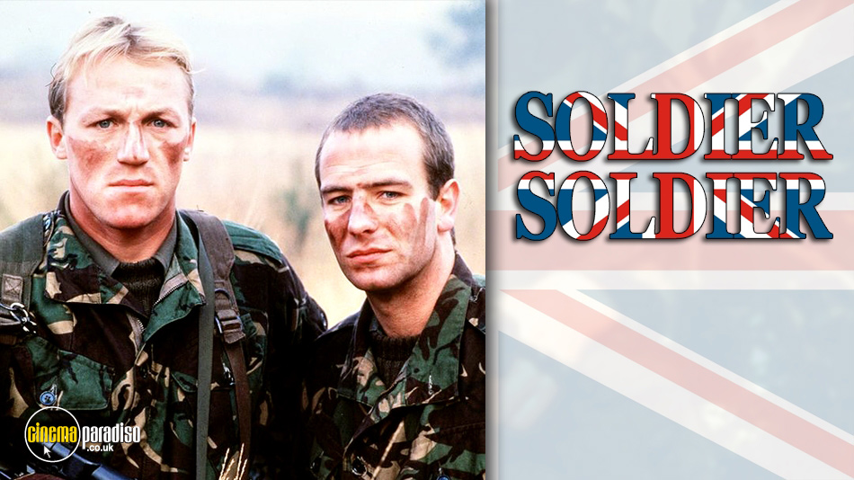 Soldier Soldier online DVD rental