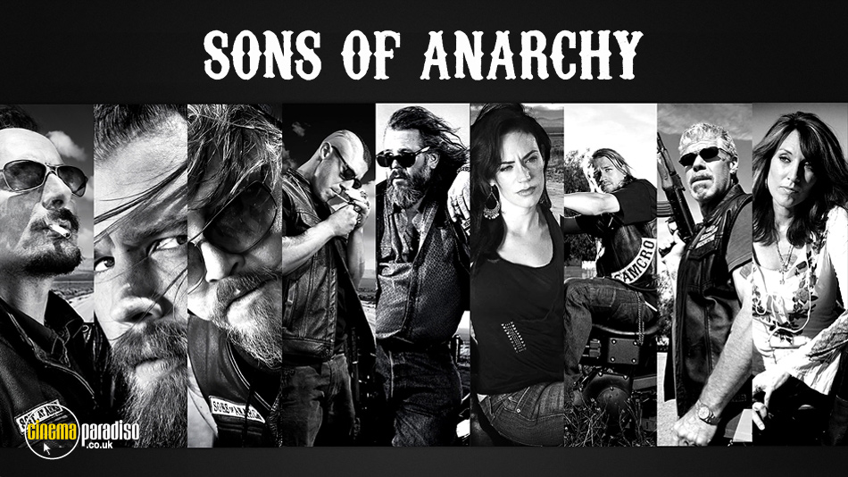 Sons of Anarchy online DVD rental