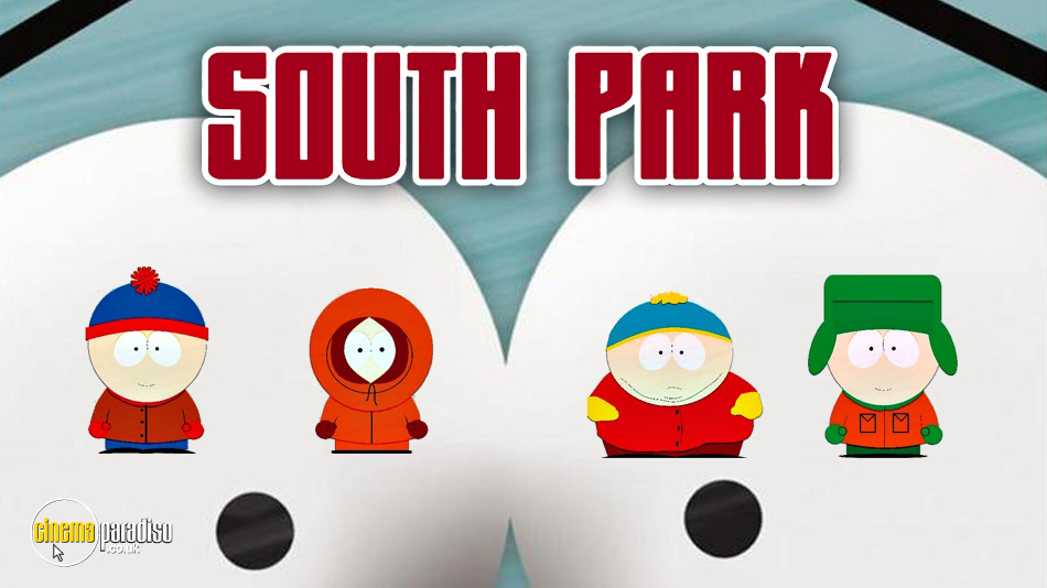 South Park The Hits online DVD rental