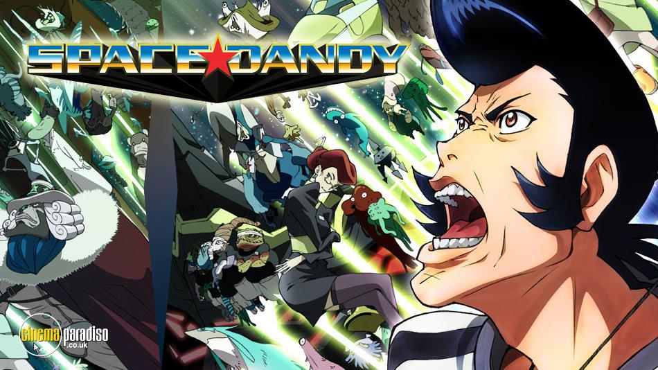 Space Dandy online DVD rental