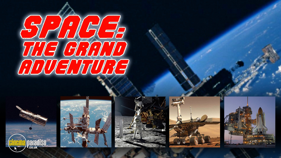 Space The Grand Adventure online DVD rental