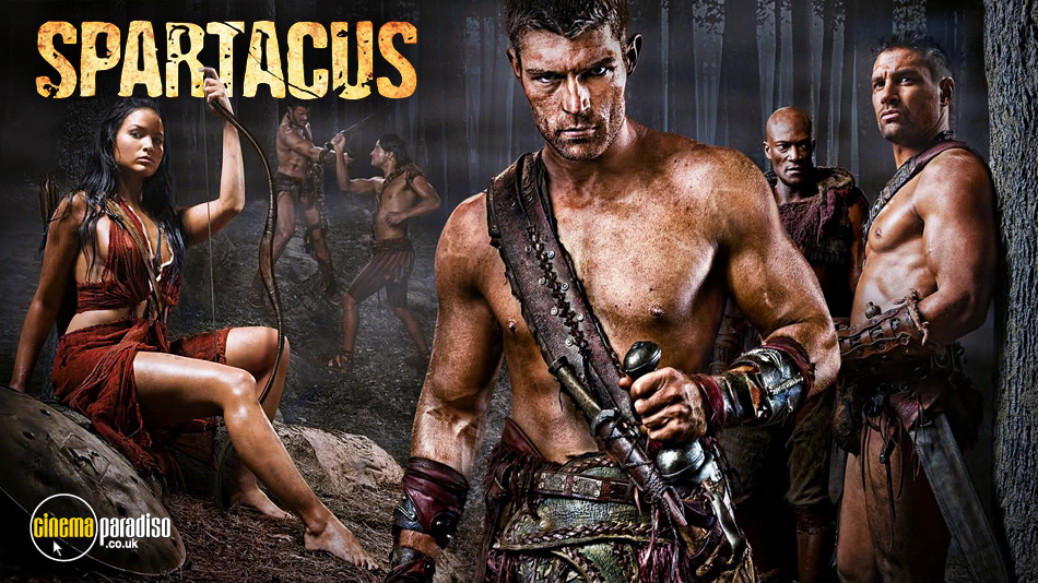 Spartacus: Blood and Sand online DVD rental
