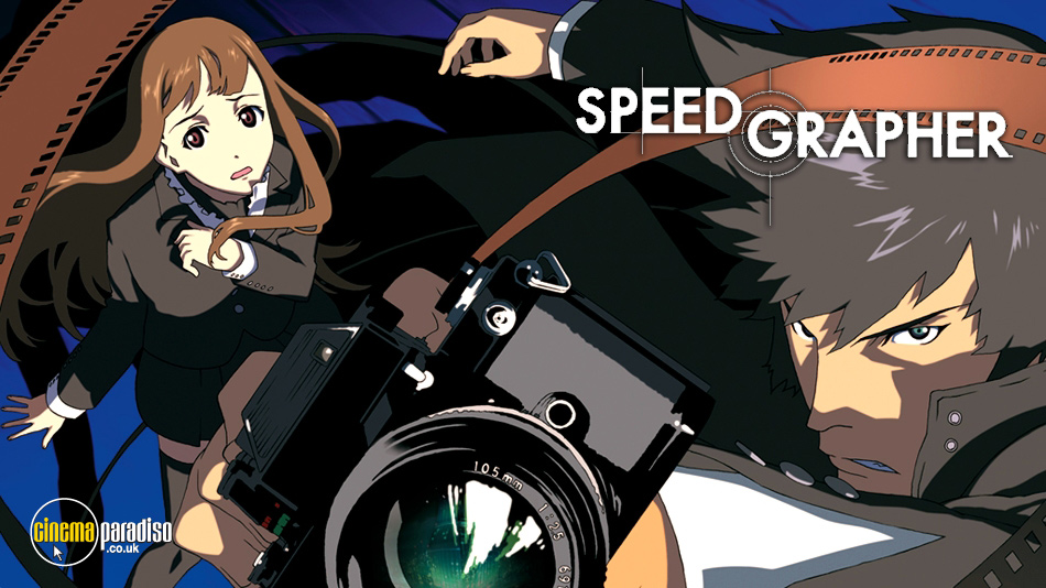 Speed Grapher Series online DVD rental