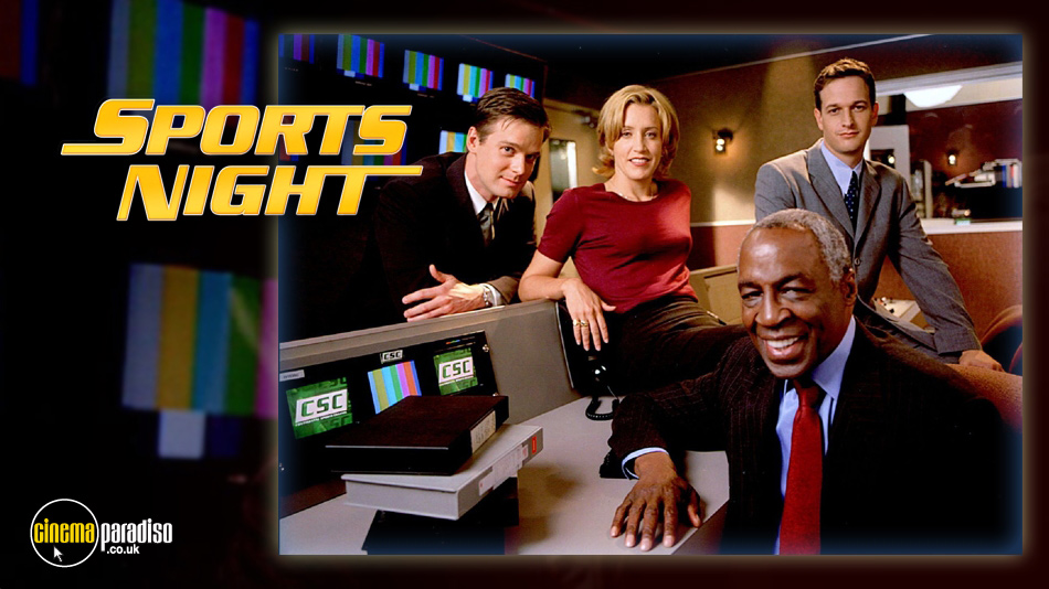 Sports Night online DVD rental