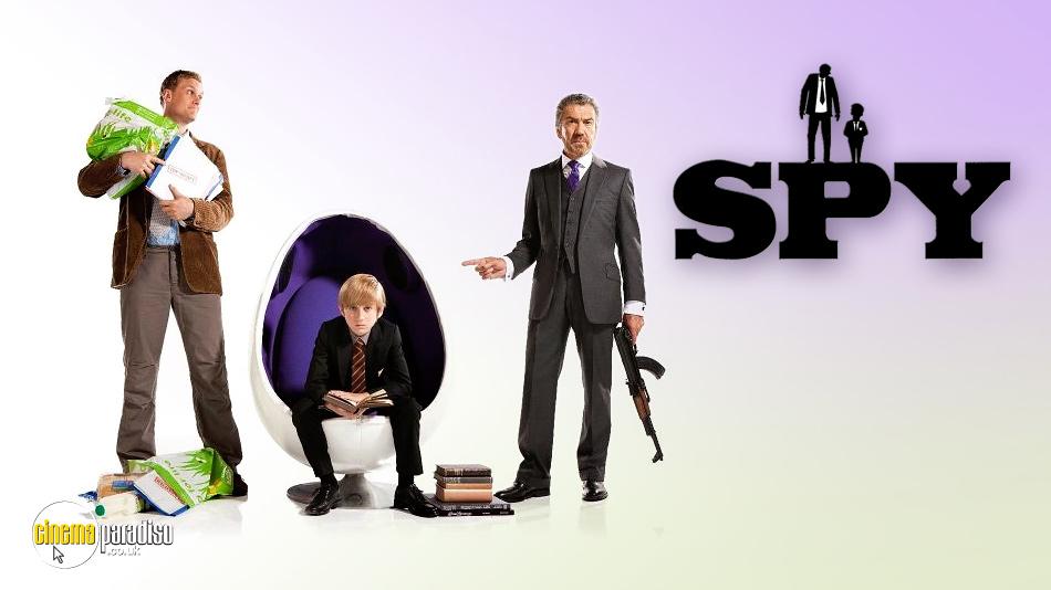 Spy online DVD rental