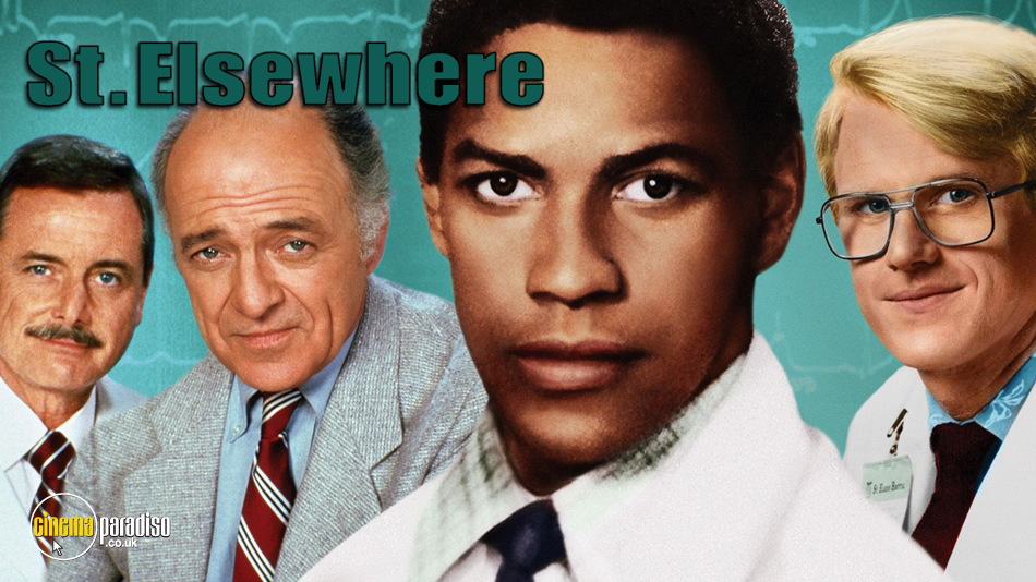 St. Elsewhere online DVD rental