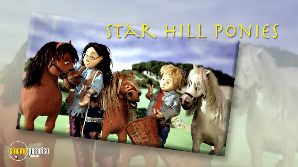 Star Hill Ponies online DVD rental
