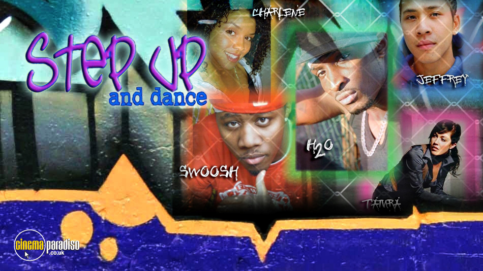 Step Up and Dance online DVD rental