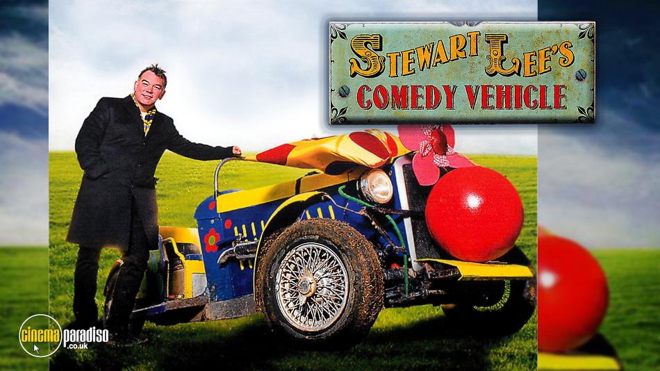 Stewart Lee's Comedy Vehicle online DVD rental