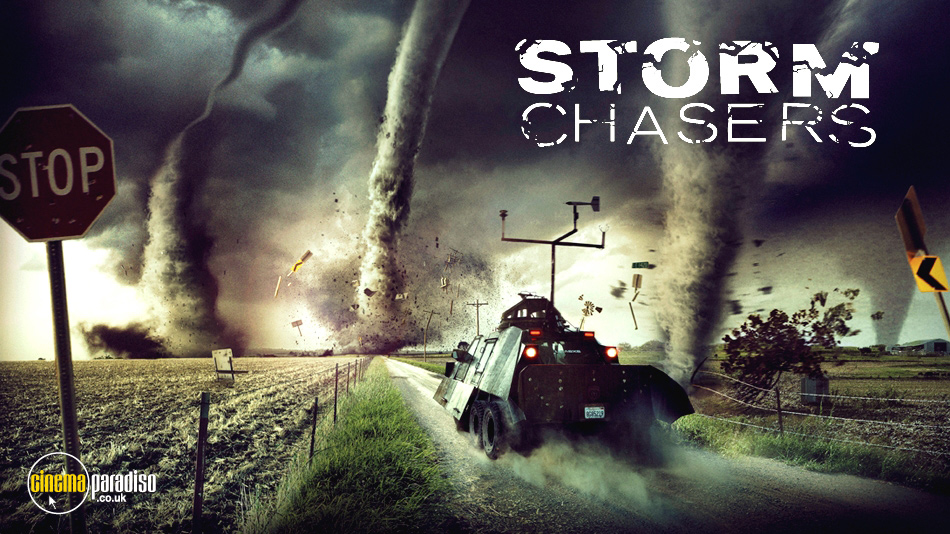 Storm Chasers online DVD rental
