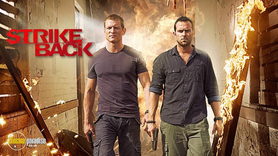Strike Back online DVD rental