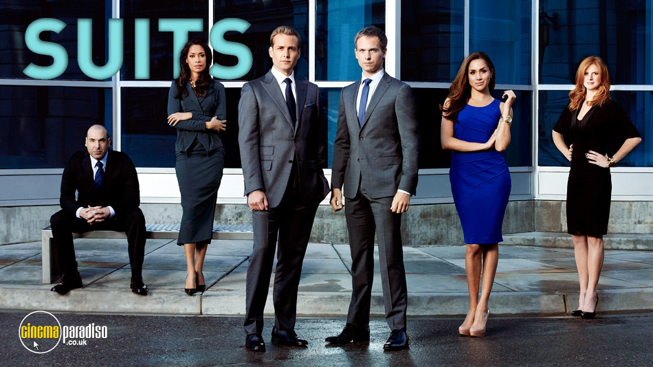 Suits online DVD rental