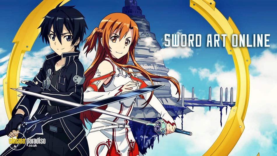 Sword Art Online (aka Sodo Ato Onrain) online DVD rental