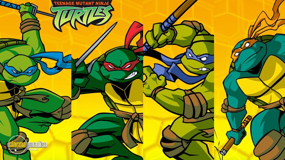Teenage Mutant Ninja Turtles online DVD rental