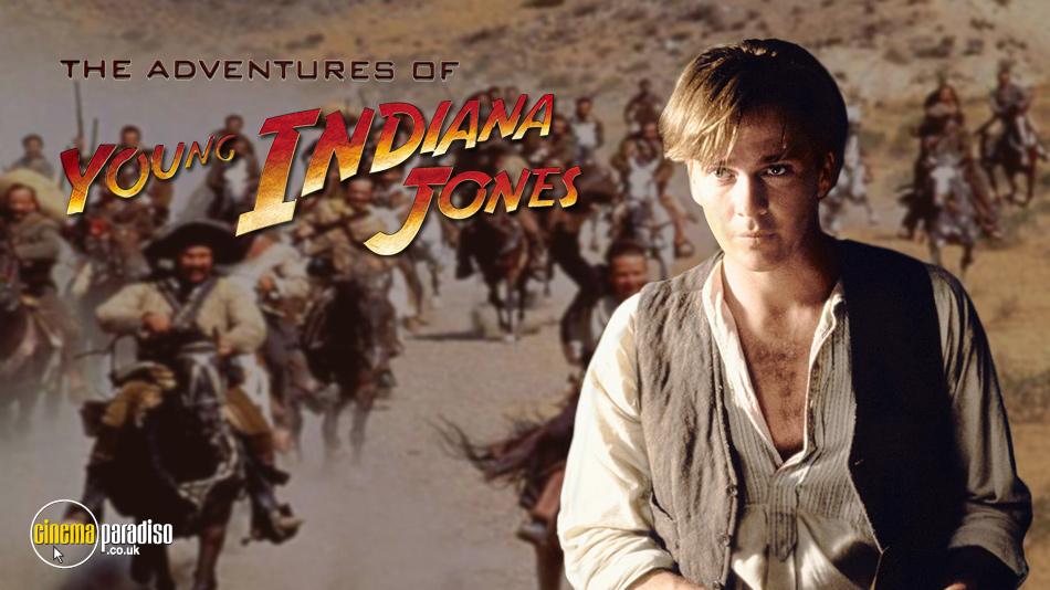 The Adventures of Young Indiana Jones online DVD rental