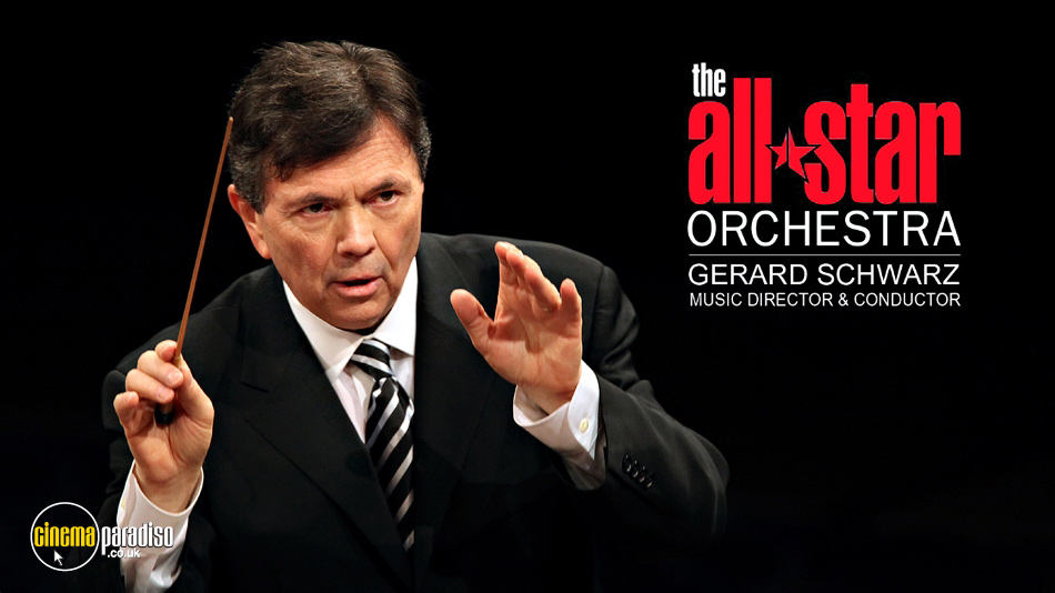 The All-Star Orchestra online DVD rental