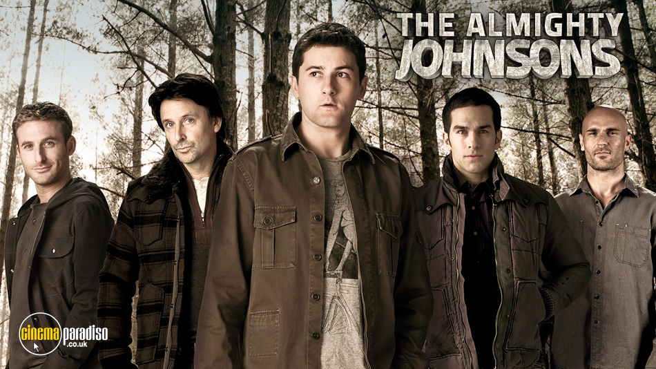 The Almighty Johnsons online DVD rental