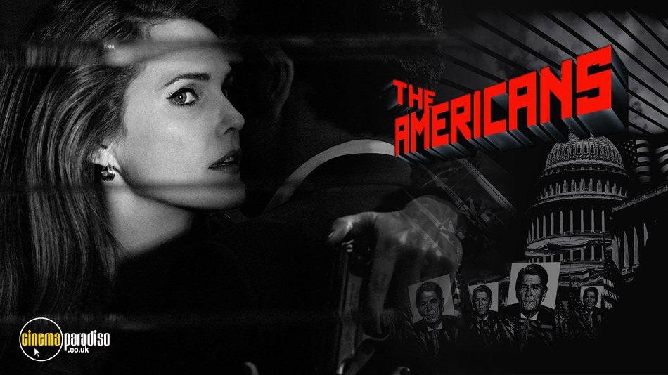 The Americans online DVD rental