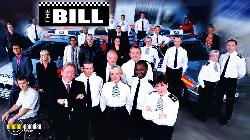 The Bill online DVD rental