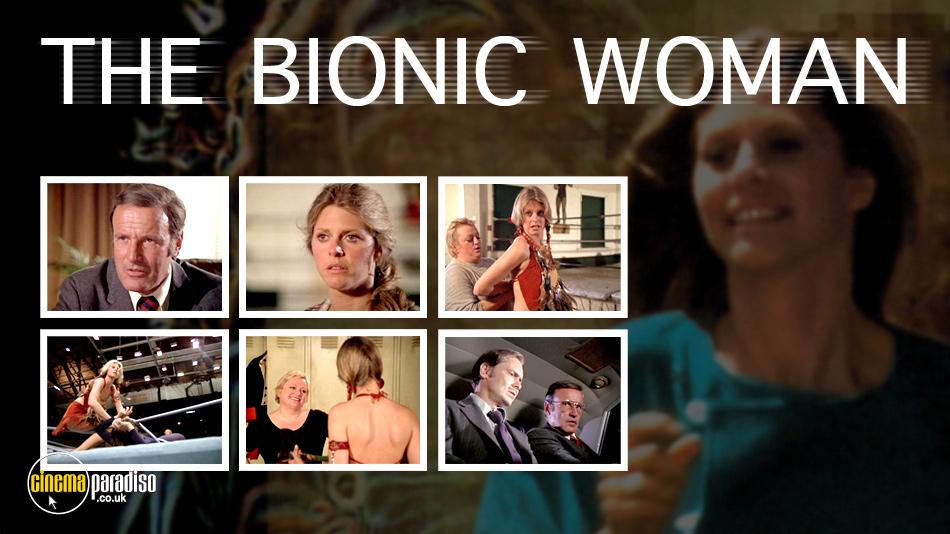 The Bionic Woman online DVD rental