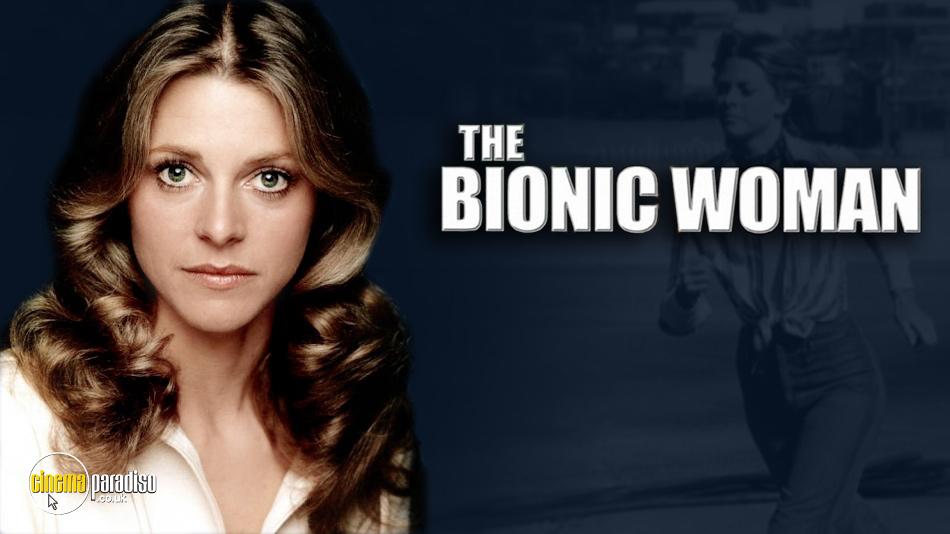 The Bionic Woman Series online DVD rental