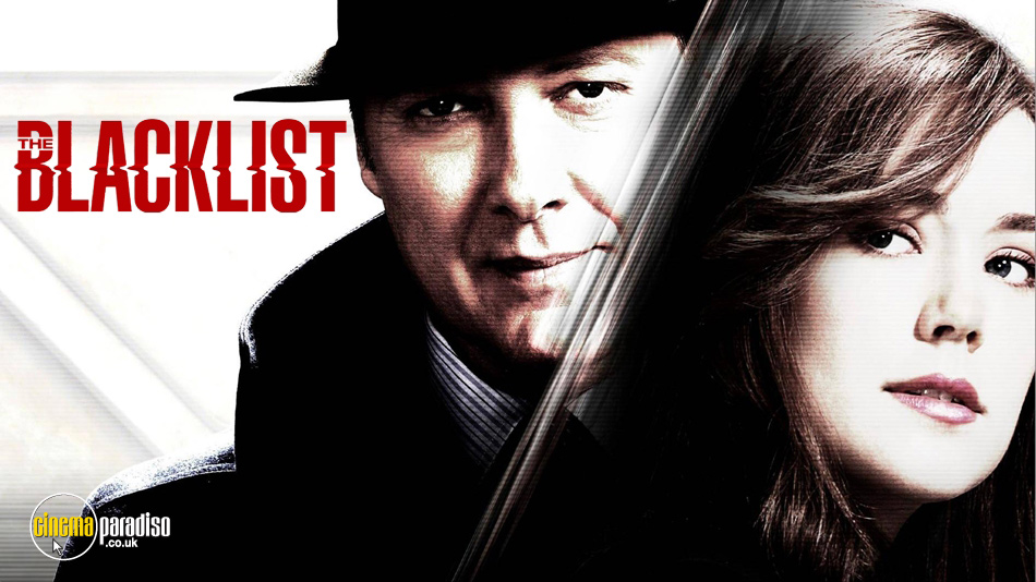 The Blacklist online DVD rental