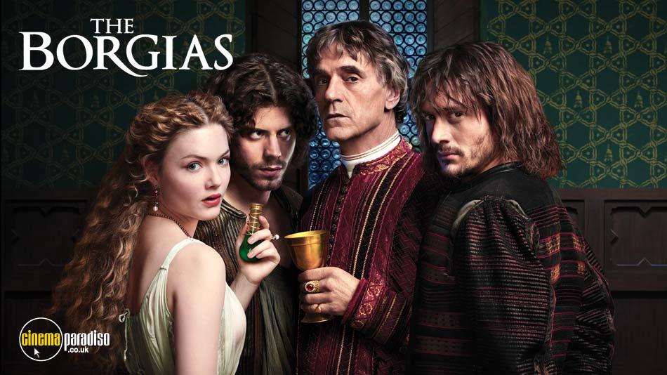 The Borgias online DVD rental
