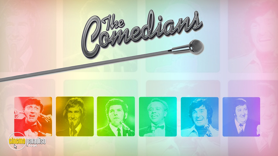 The Comedians online DVD rental