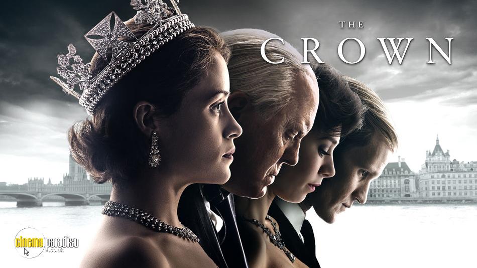 The Crown online DVD rental
