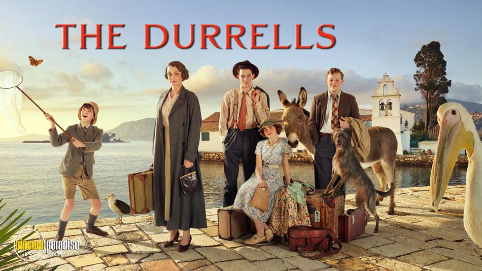 The Durrells (aka The Durrells in Corfu) online DVD rental