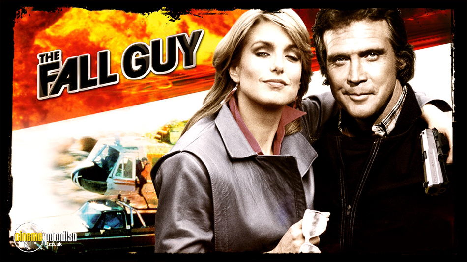 The Fall Guy online DVD rental