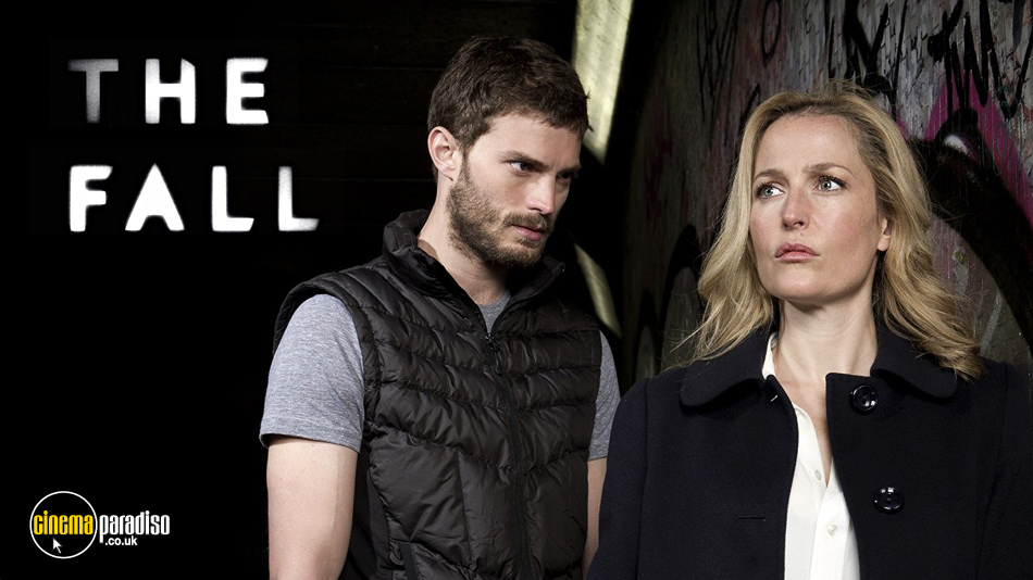 The Fall Series online DVD rental