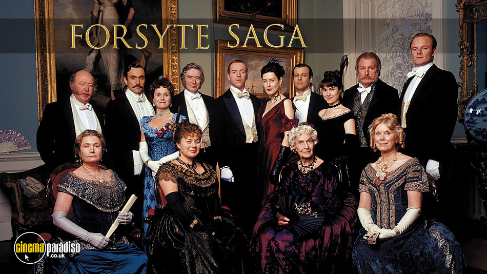 The Forsyte Saga online DVD rental
