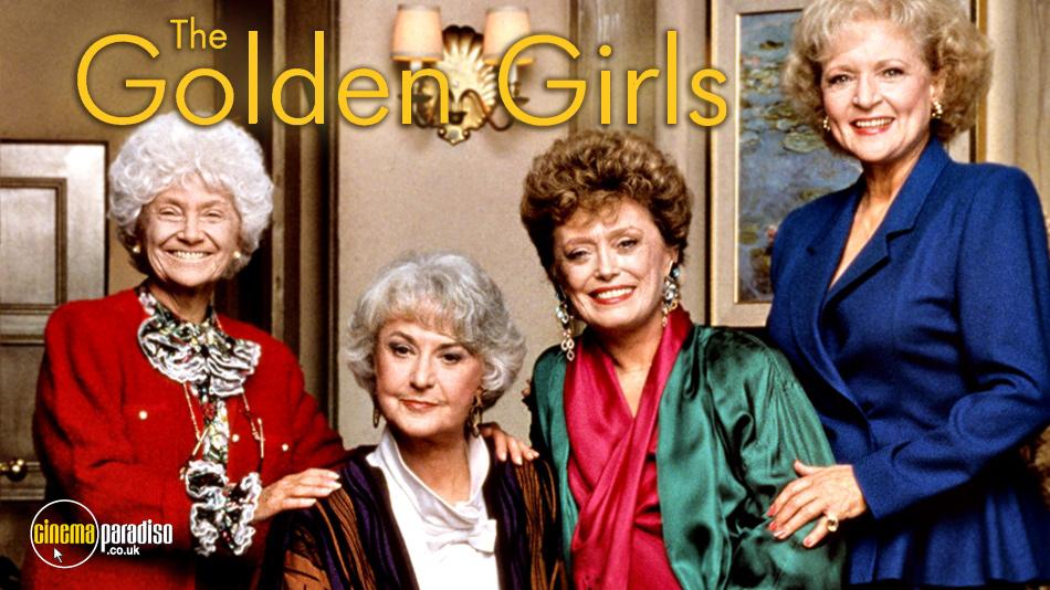 The Golden Girls online DVD rental