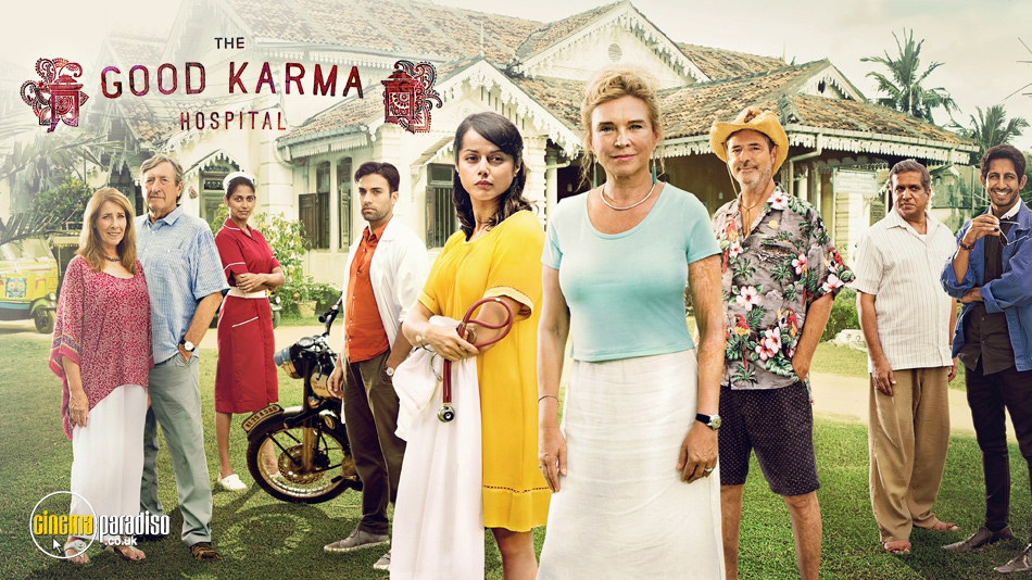 The Good Karma Hospital online DVD rental