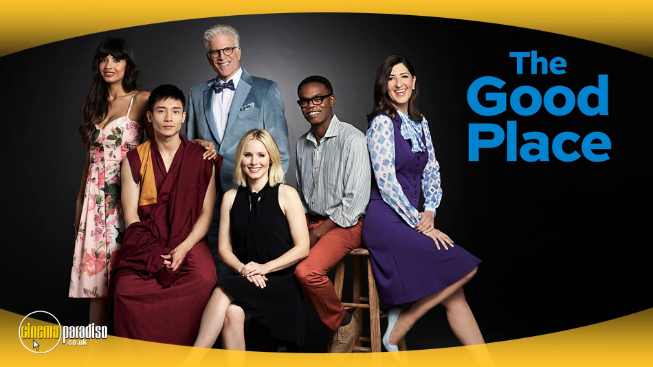 The Good Place online DVD rental