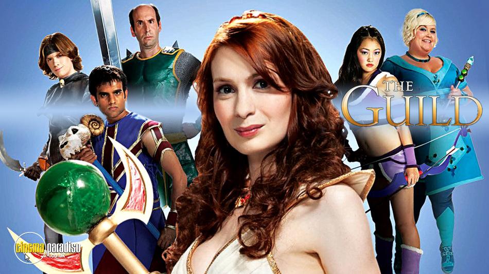 The Guild online DVD rental