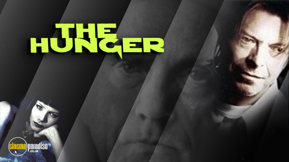 The Hunger Series online DVD rental
