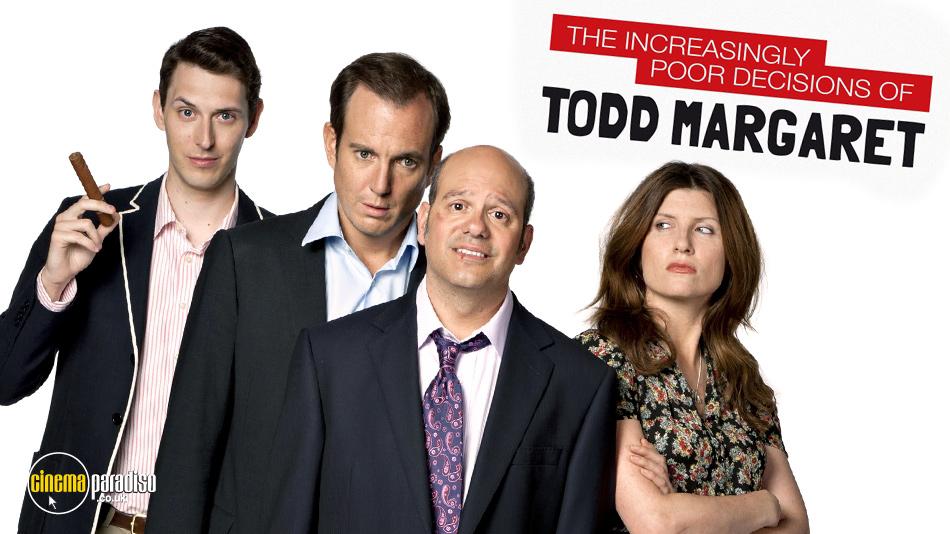 The Increasingly Poor Decisions of Todd Margaret online DVD rental
