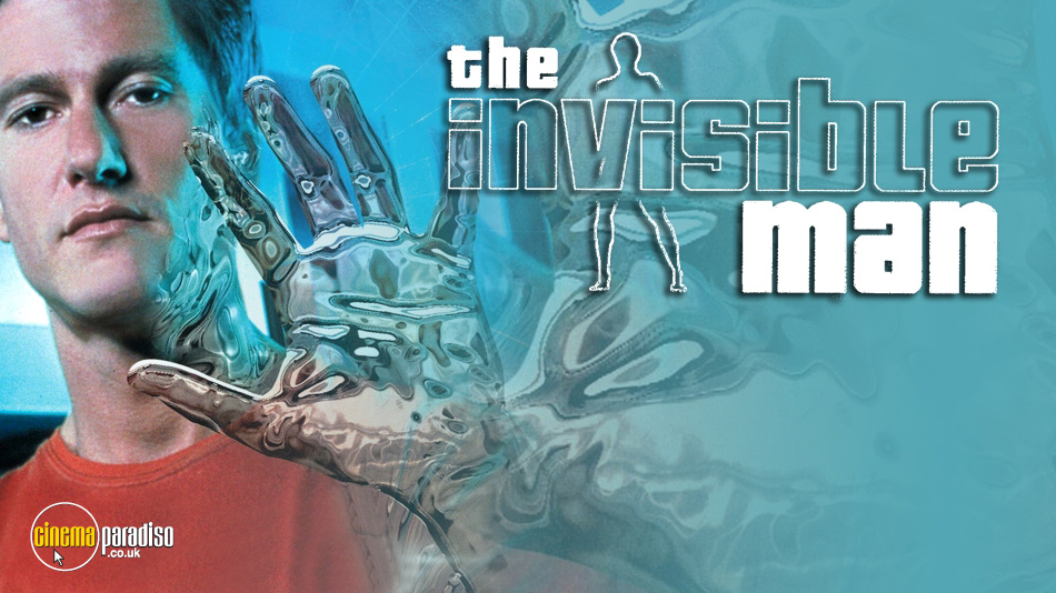 The Invisible Man online DVD rental