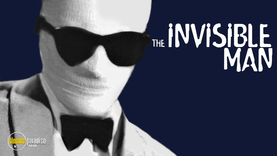 The Invisible Man Series online DVD rental