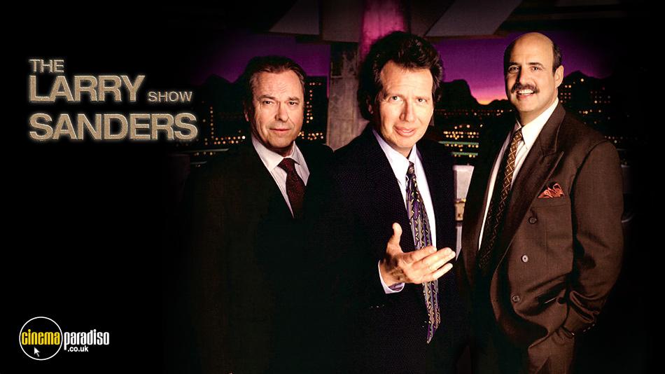 The Larry Sanders Show online DVD rental