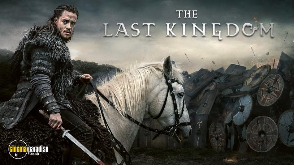 The Last Kingdom online DVD rental