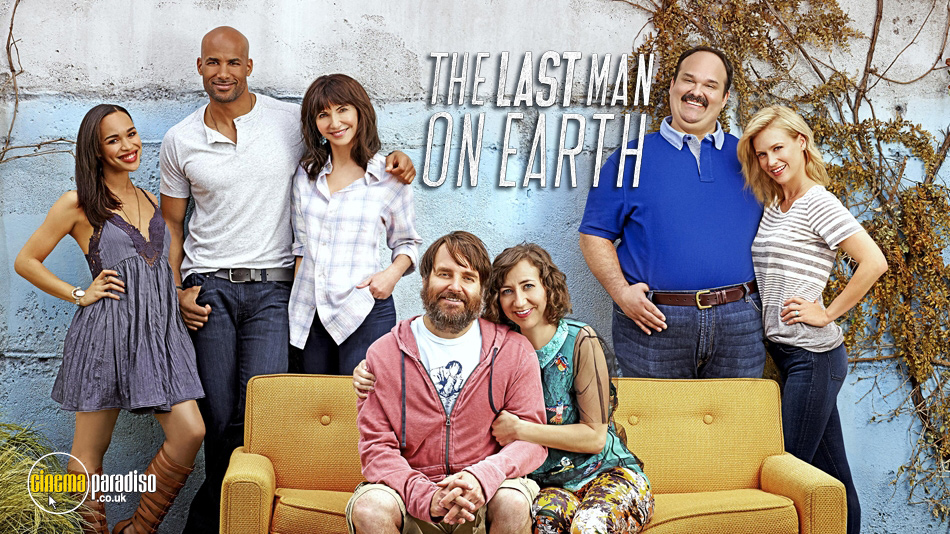 The Last Man on Earth online DVD rental