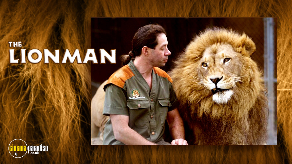 The Lionman online DVD rental